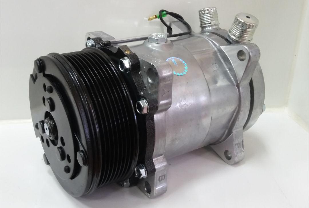 Автомобильный компрессор для кондиционера