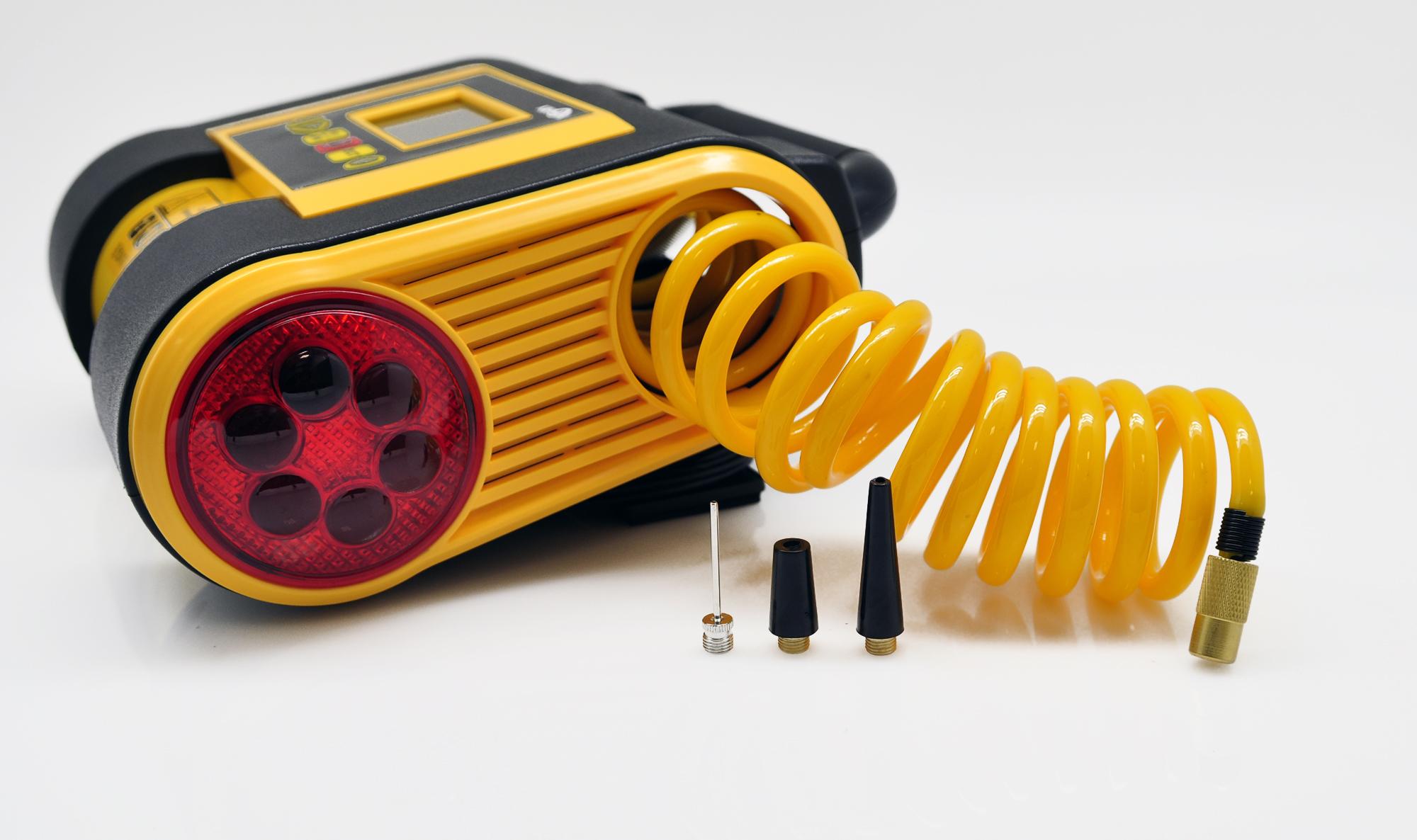 Автомобильный компрессор «Качок К70»