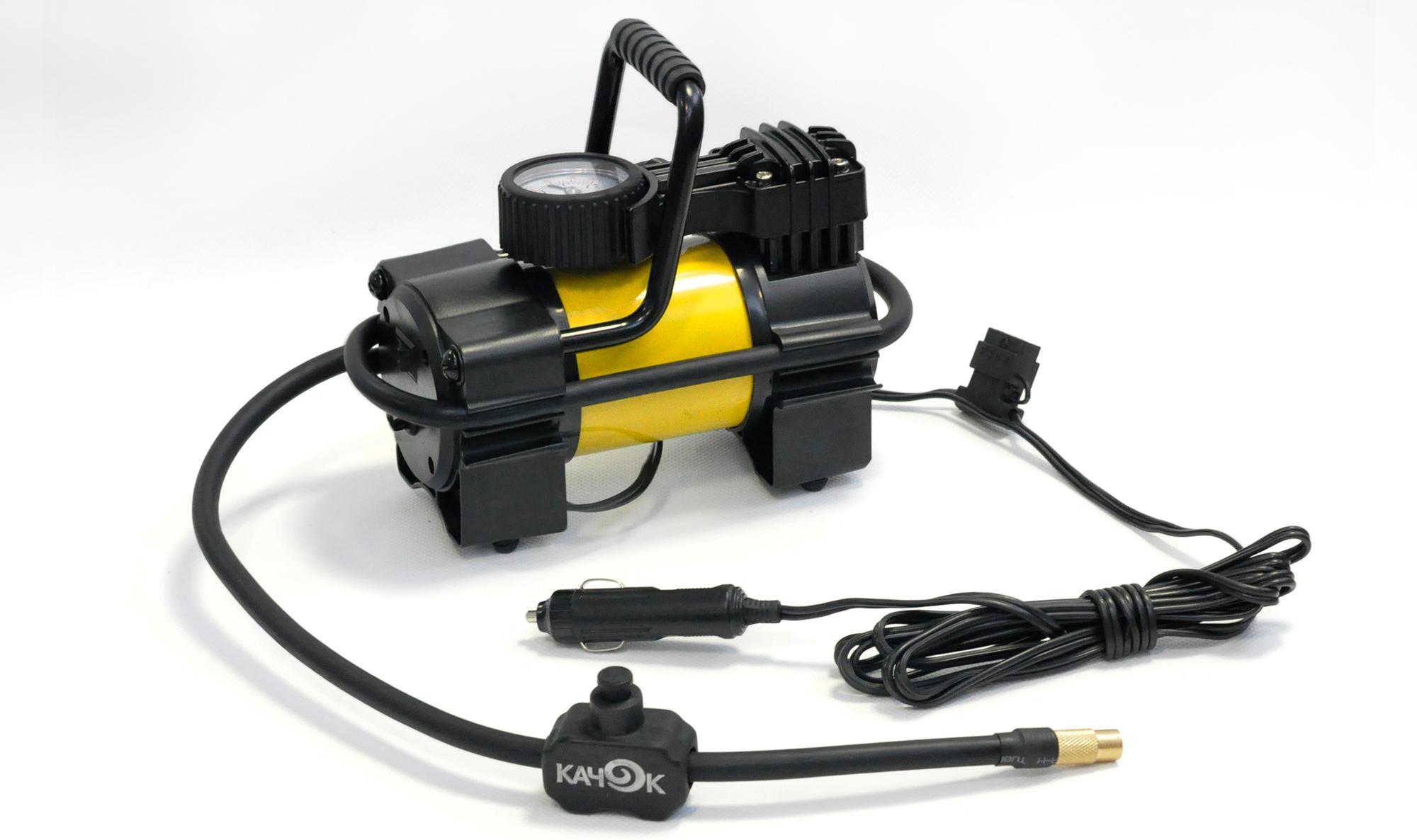 Автомобильный компрессор «Качок K90»