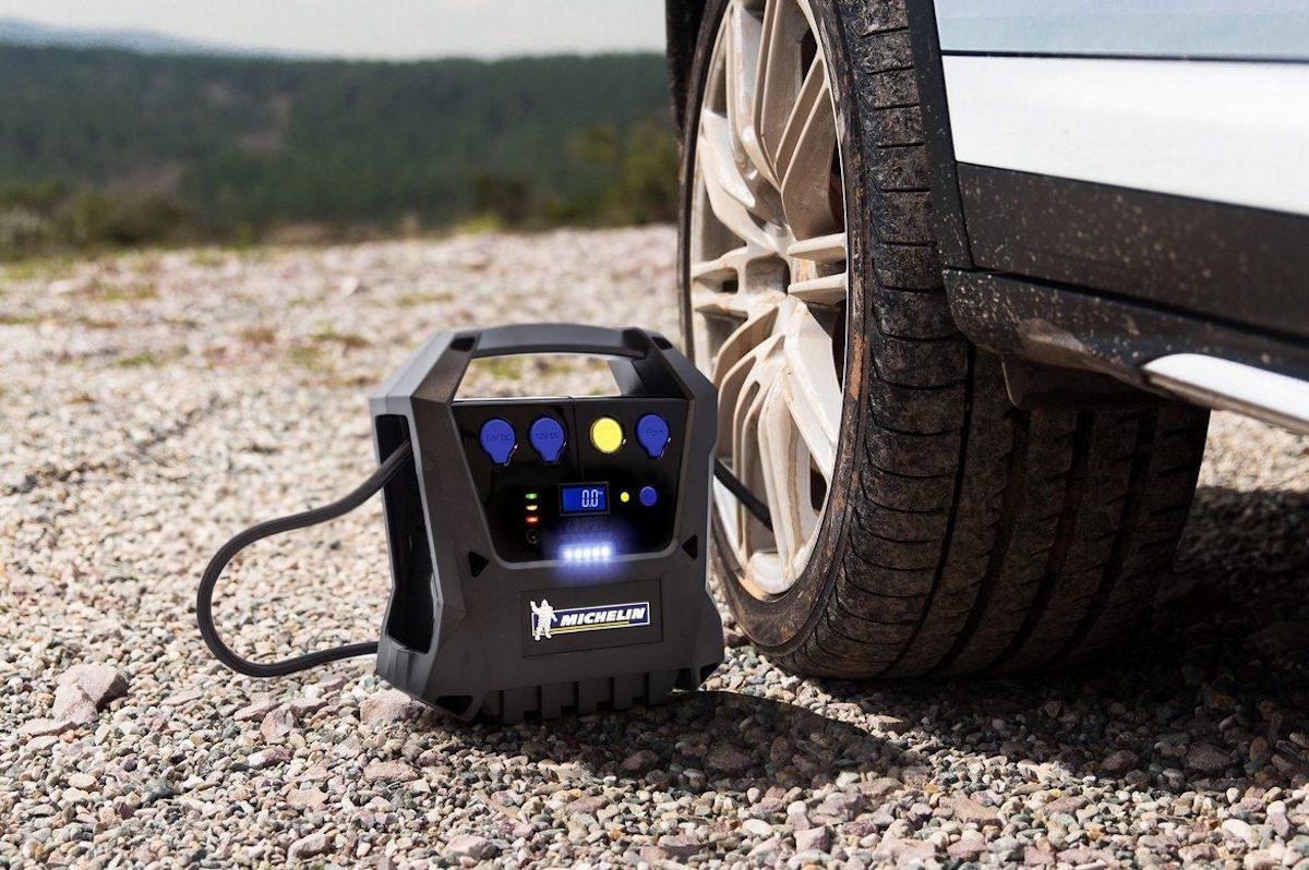 Автомобильный компрессор Michelin