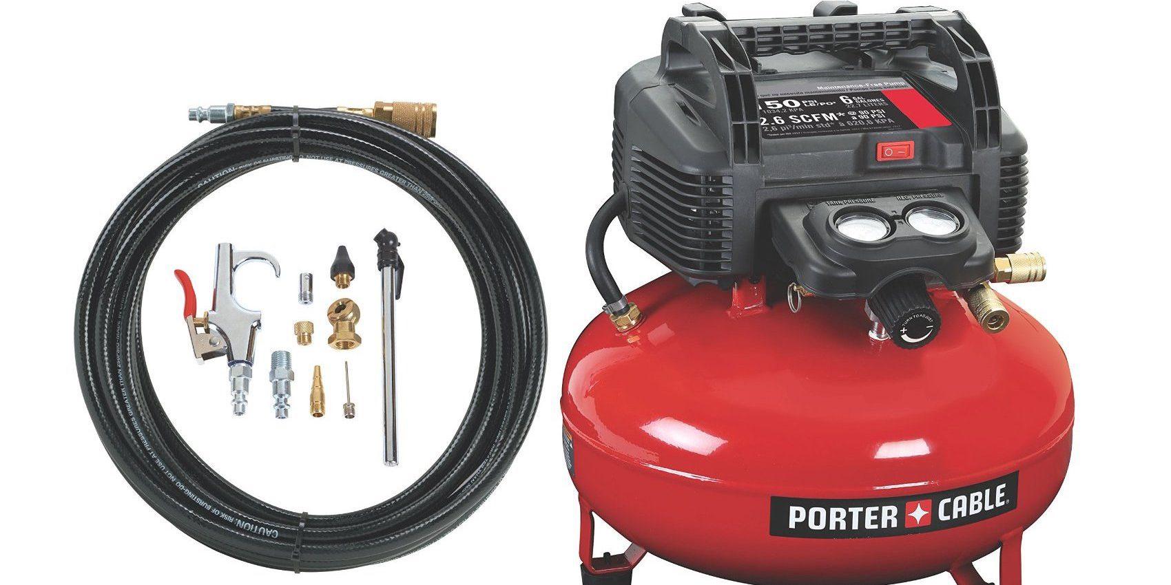 Автомобильный компрессор PORTER-CABLE CMB15