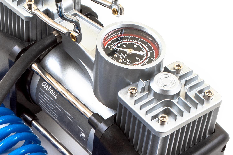 автомобильный компрессор с автоматическим отключением