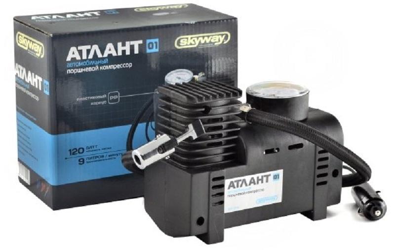 Автомобильный компрессор Skyway «Атлант-01»