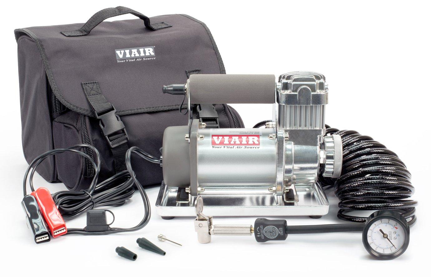 Автомобильный компрессор Viair: ТОП-4 лучшие модели