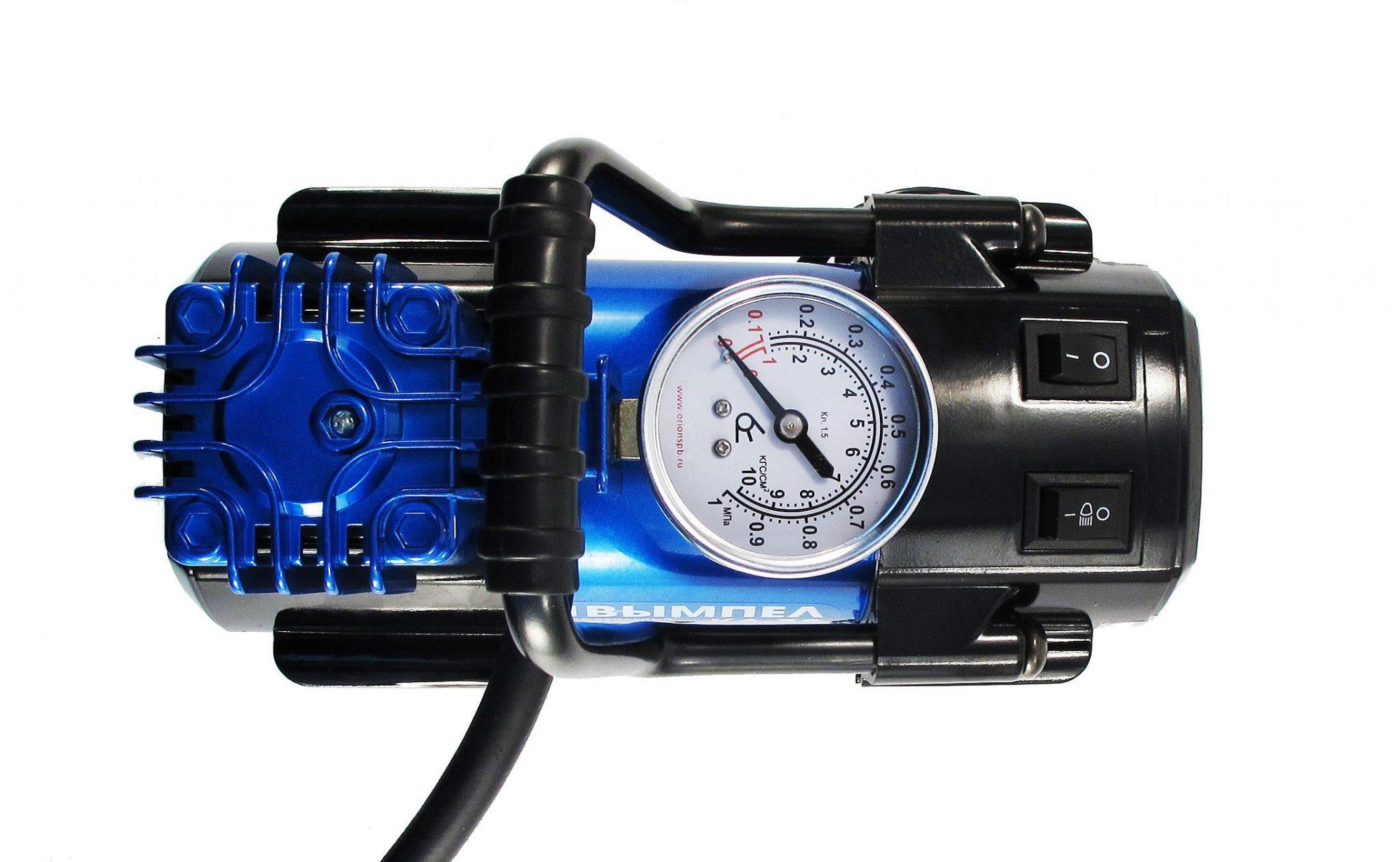 Автомобильный компрессор «Вымпел КА-38»