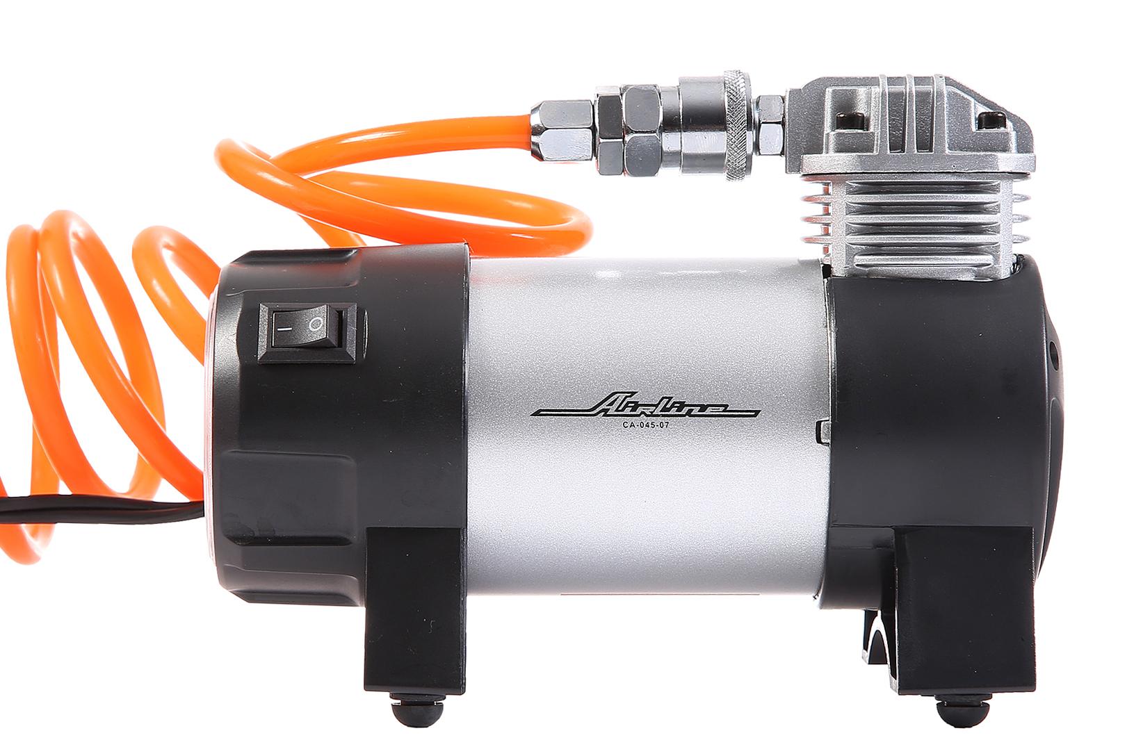Автомобильный мощный компрессор Airline EXPERT CA-045-07