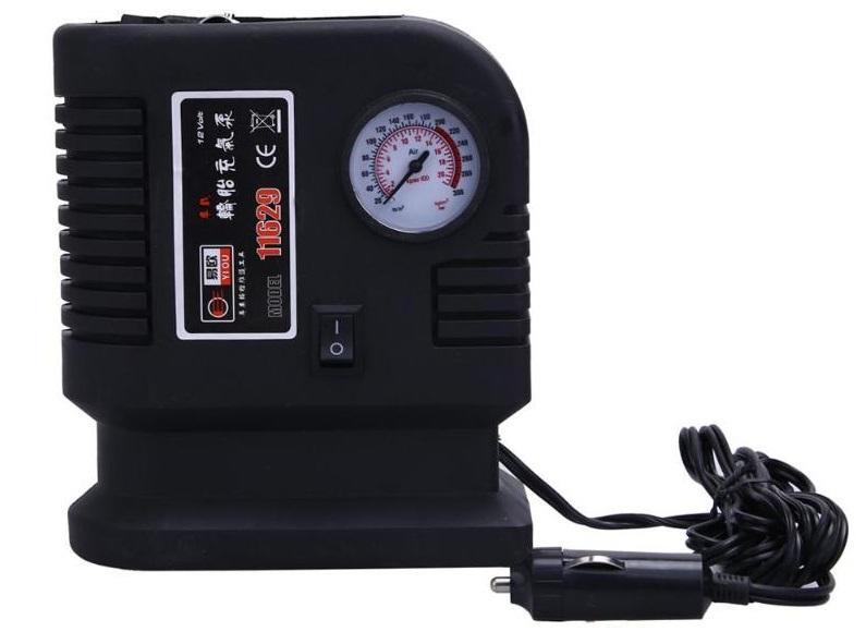 Автомобильный портативный мини-электрический воздушный компрессор 300 PSI