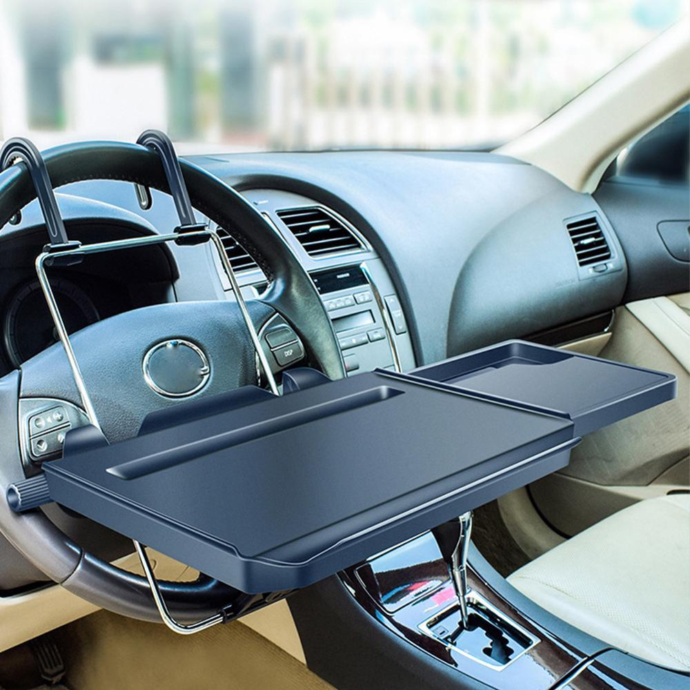 Автомобильный стол выдвижной складной поднос для ноутбука