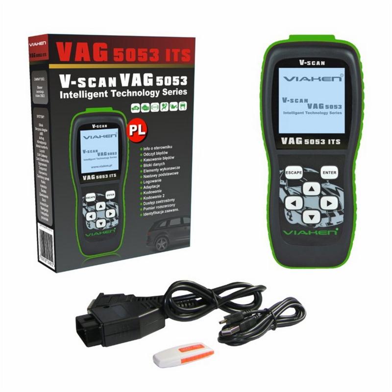 Диагностический сканер VAG