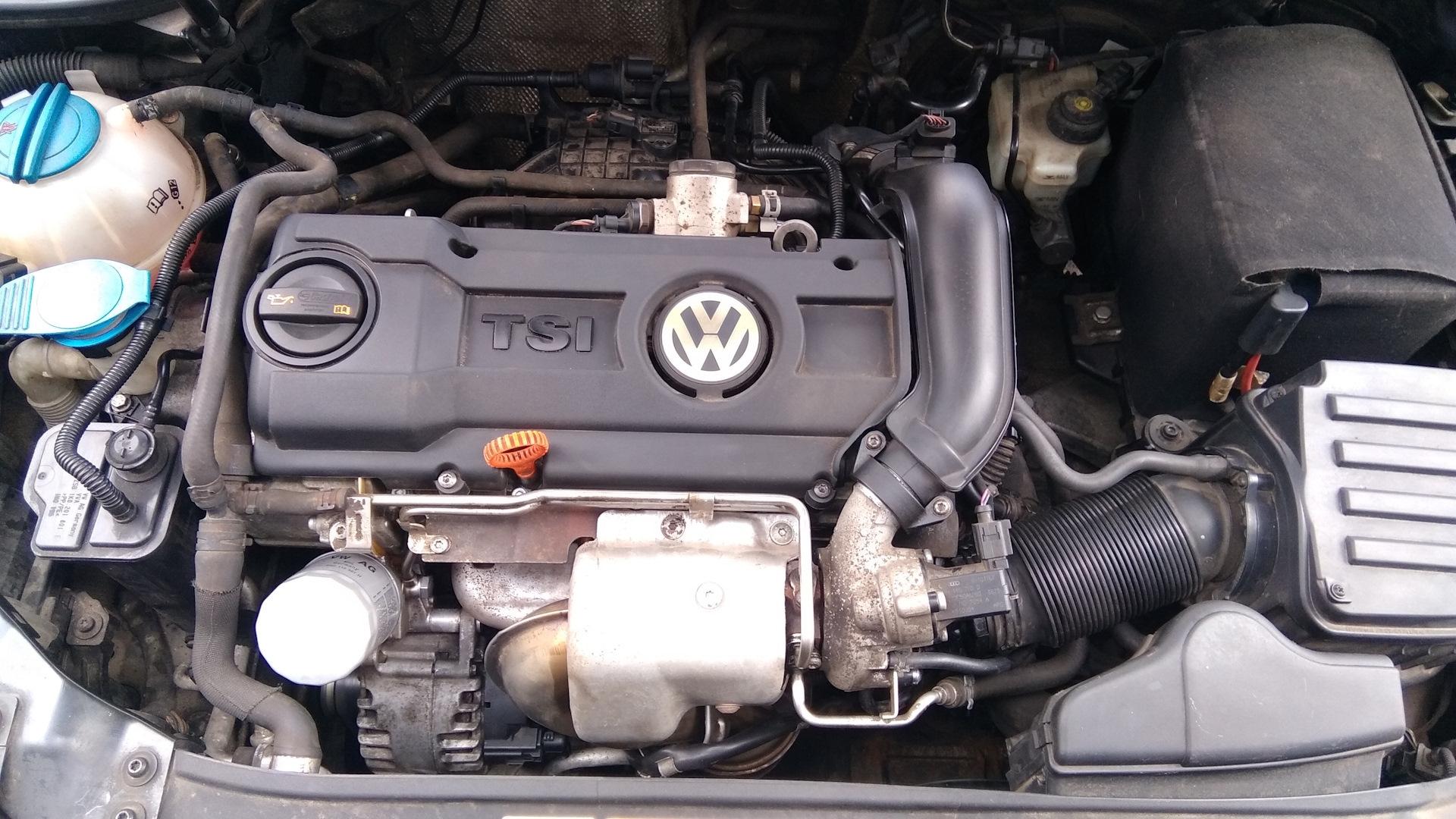 Двигатель «Фольксваген Джетта» 6 поколения