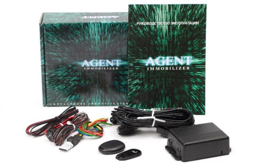 Иммобилайзер Agent 3 Plus