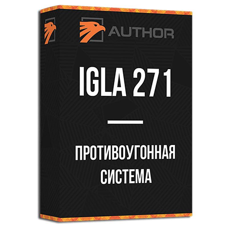 Иммобилайзер Igla-271