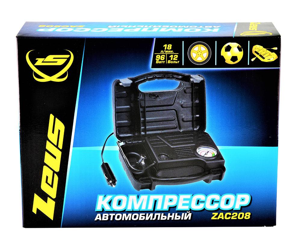 Компрессор автомобильный ZEUS