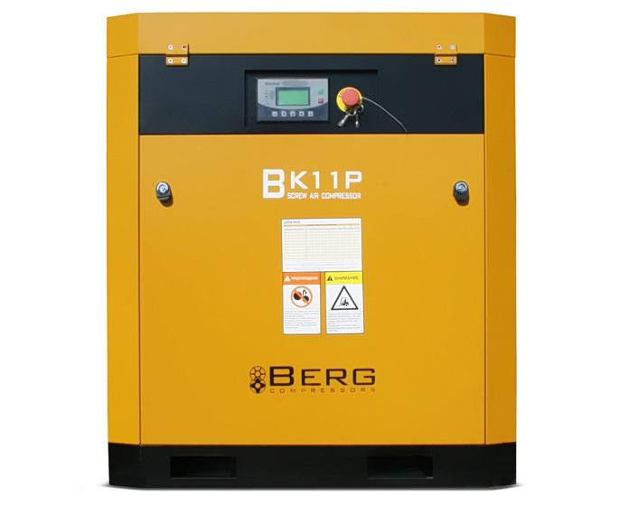 Компрессор масляный BERG Compressors ВК-11Р 10, 11 кВт