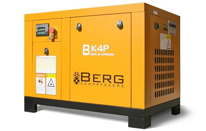 Компрессор масляный BERG Compressors ВК-4Р 12, 4 кВт