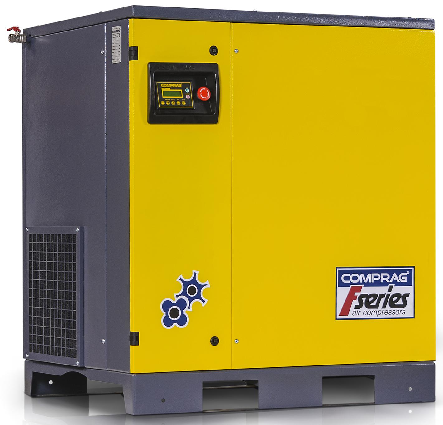Компрессор масляный Comprag F0708, 7.5 кВт