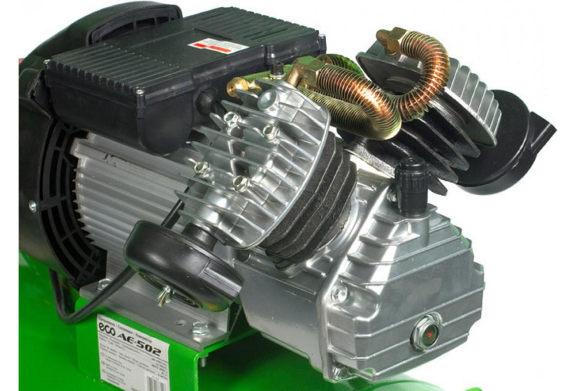 Компрессор масляный Eco AE-502-3, 50 л, 2.2 кВт