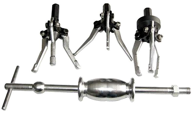 Механический обратный молоток