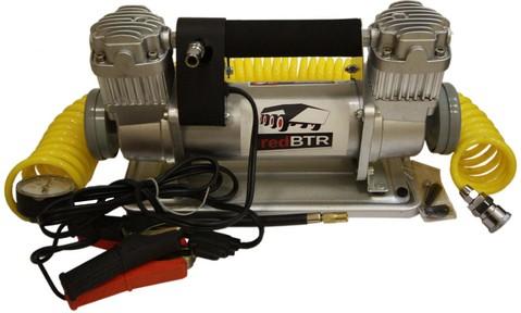 Сверхмощный двухцилиндровый автомобильный компрессор