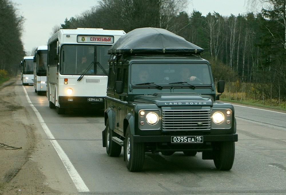 Транспорт военного подразделения