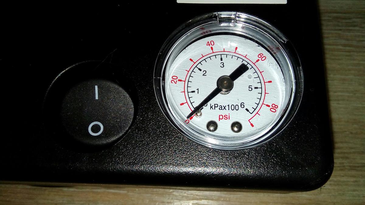 Японский автомобильный компрессор