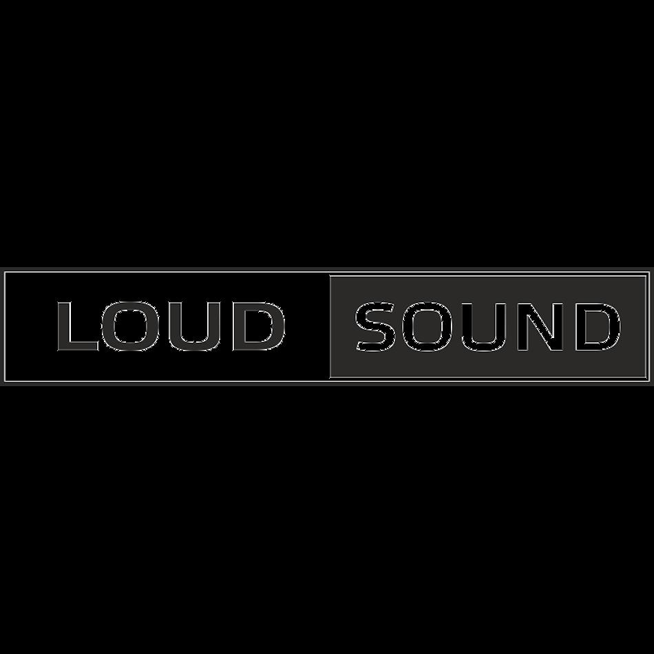 Наклейка на авто «Loud Sound – Громкий звук»