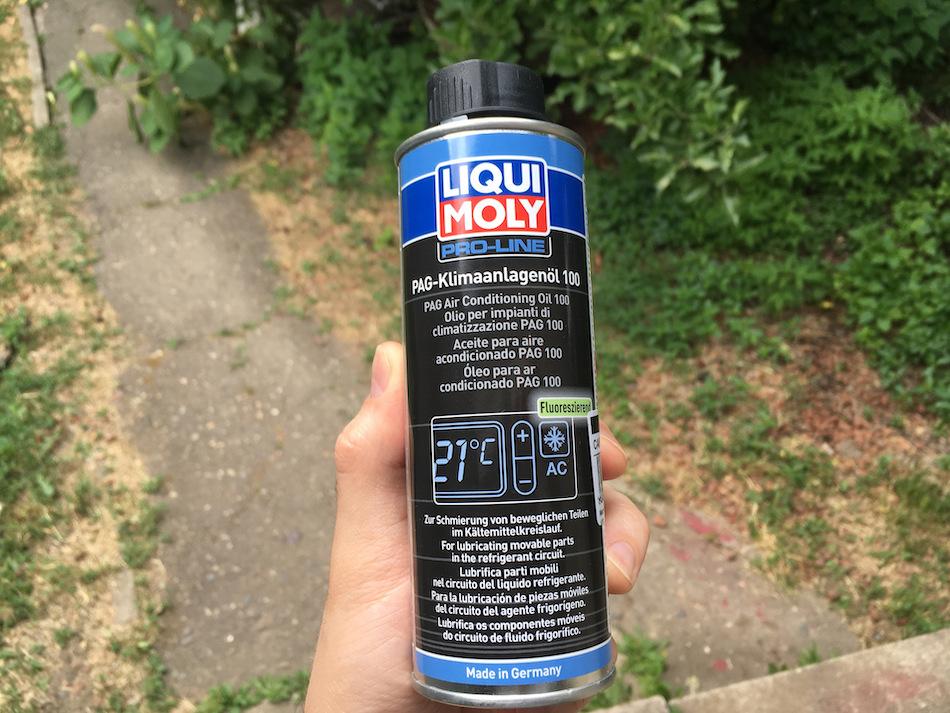 LIQUI MOLY PAG Klimaanlagenöl 100