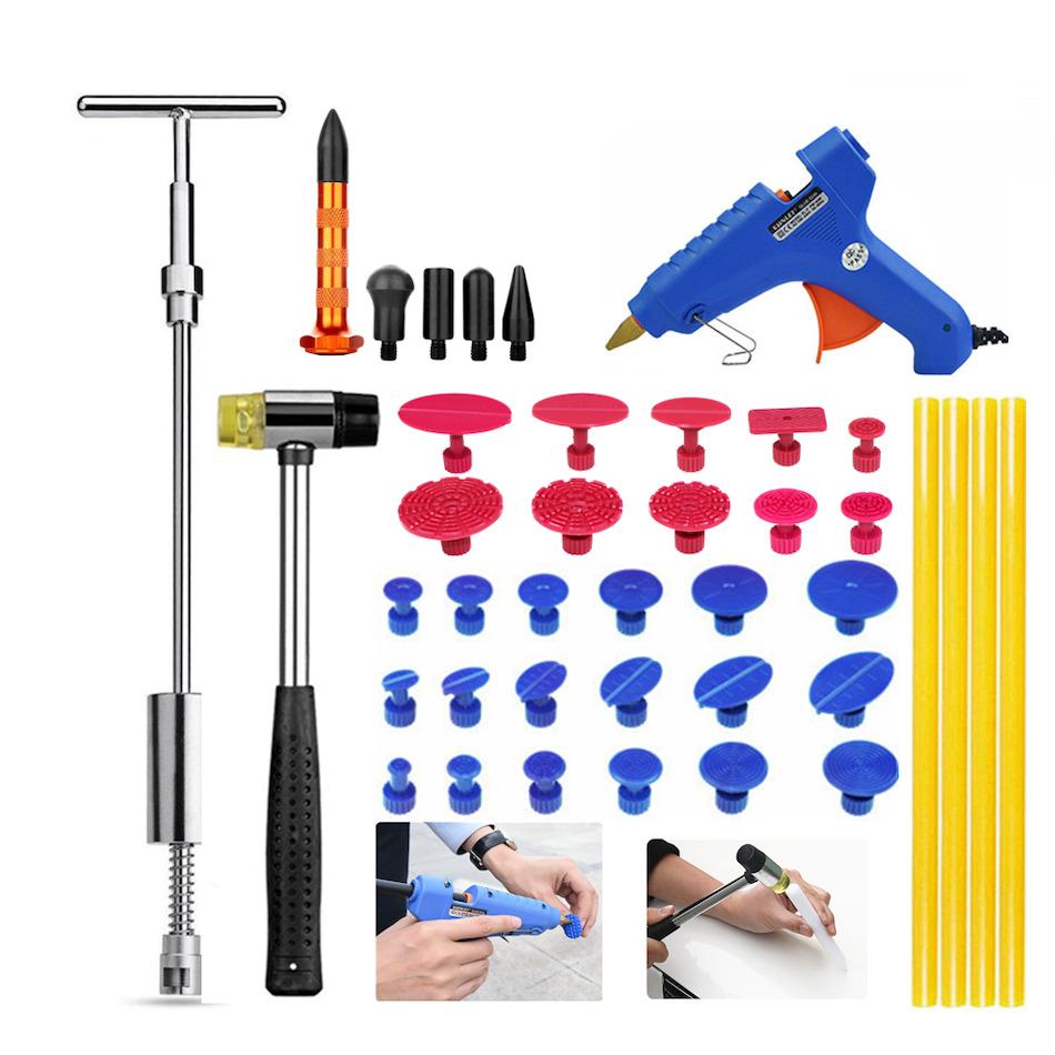 Инструменты Furuix для ремонта вмятин без покраски
