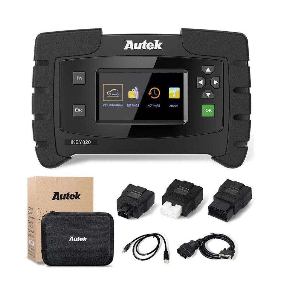 Autek IKEY-820 программатор ключей