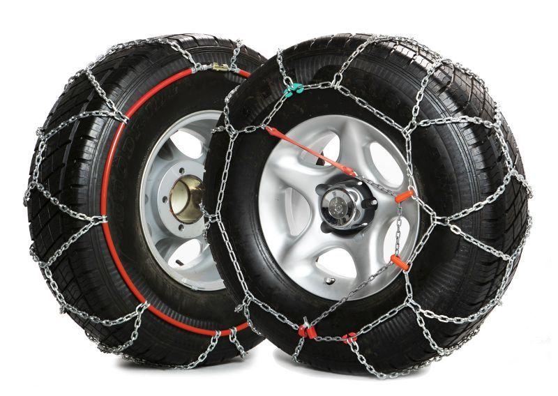 Carcommerce 4WD-119 Цепи противоскольжения для внедорожников и кроссоверов