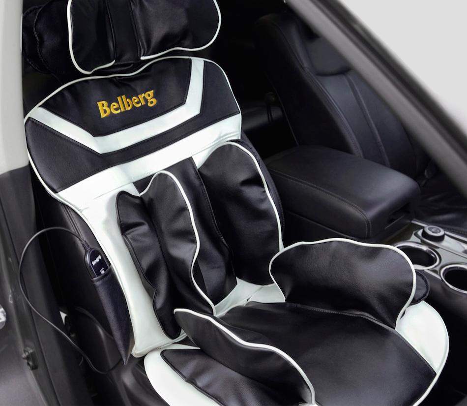 Массажная накидка Belberg автомобильная Neo Driver BM-03