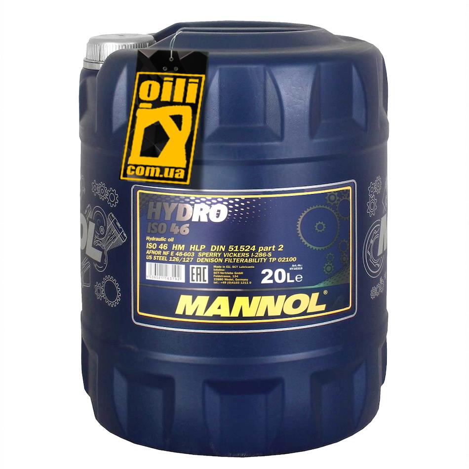 Mannol ISO 46 20 л