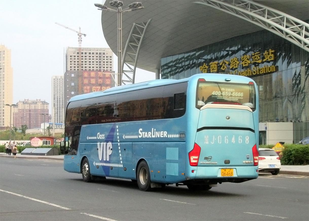 авто Yutong