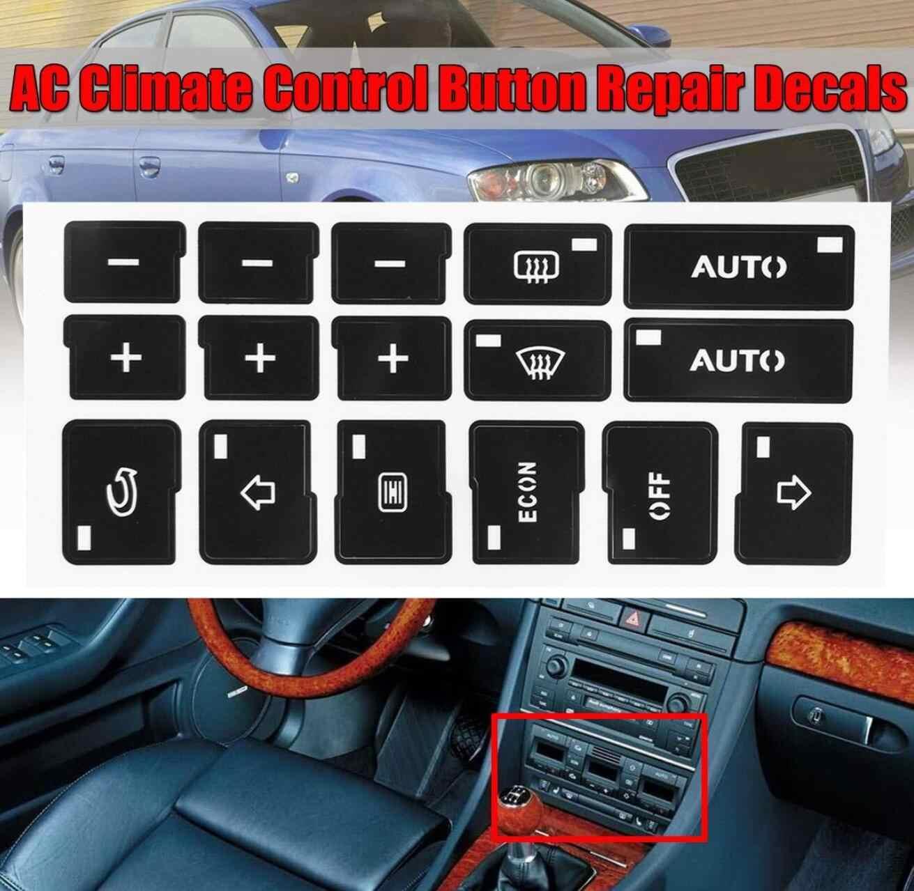 Автомобильные наклейки для кондиционера