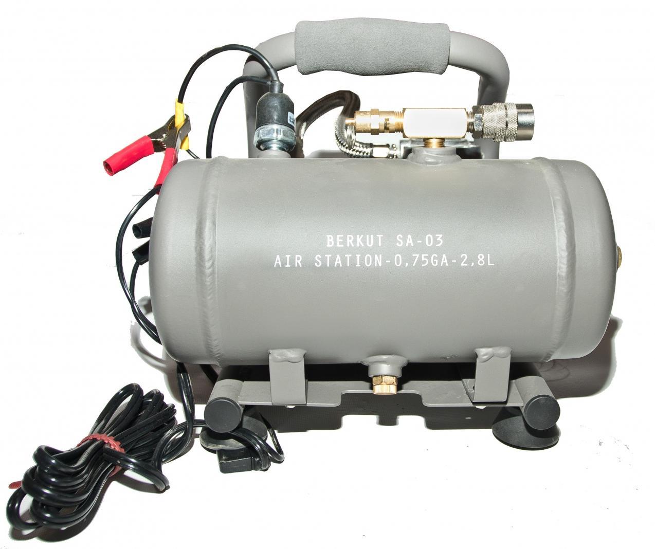 Автомобильный компрессор с ресивером: ТОП-5 лучших моделей
