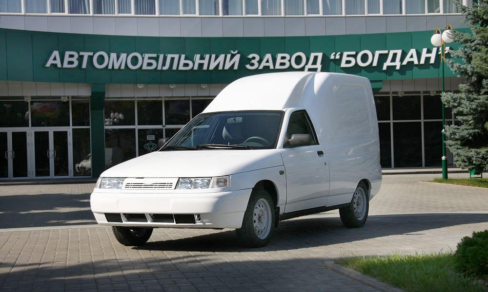 Богдан-2310 легковой автомобиль