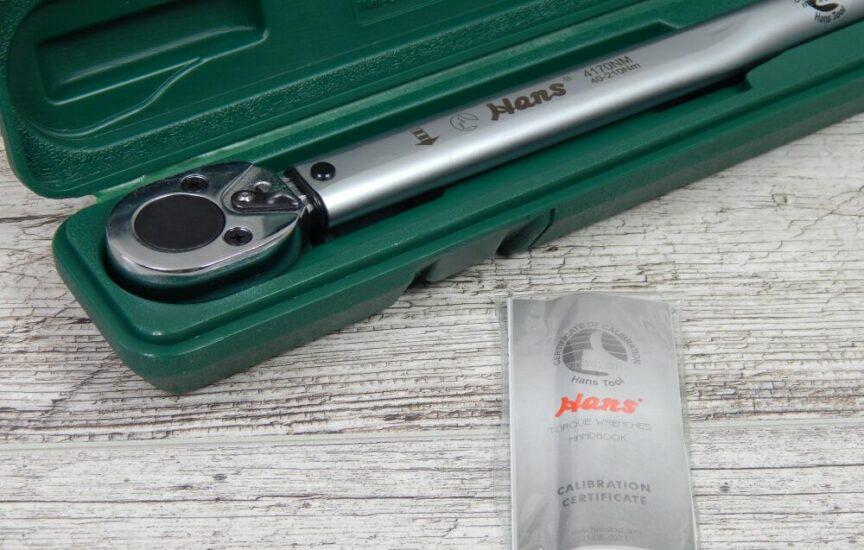 Динамометрический ключ Hans