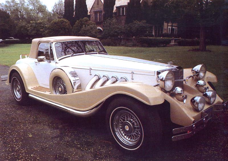 Gatsby Cabriolet II