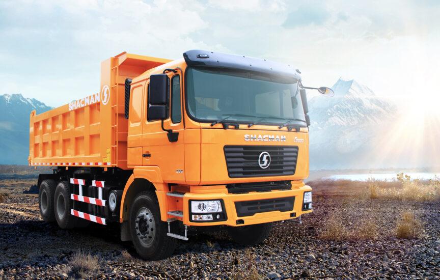 грузовик Shacman