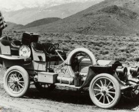 Thomas Flyer 1907