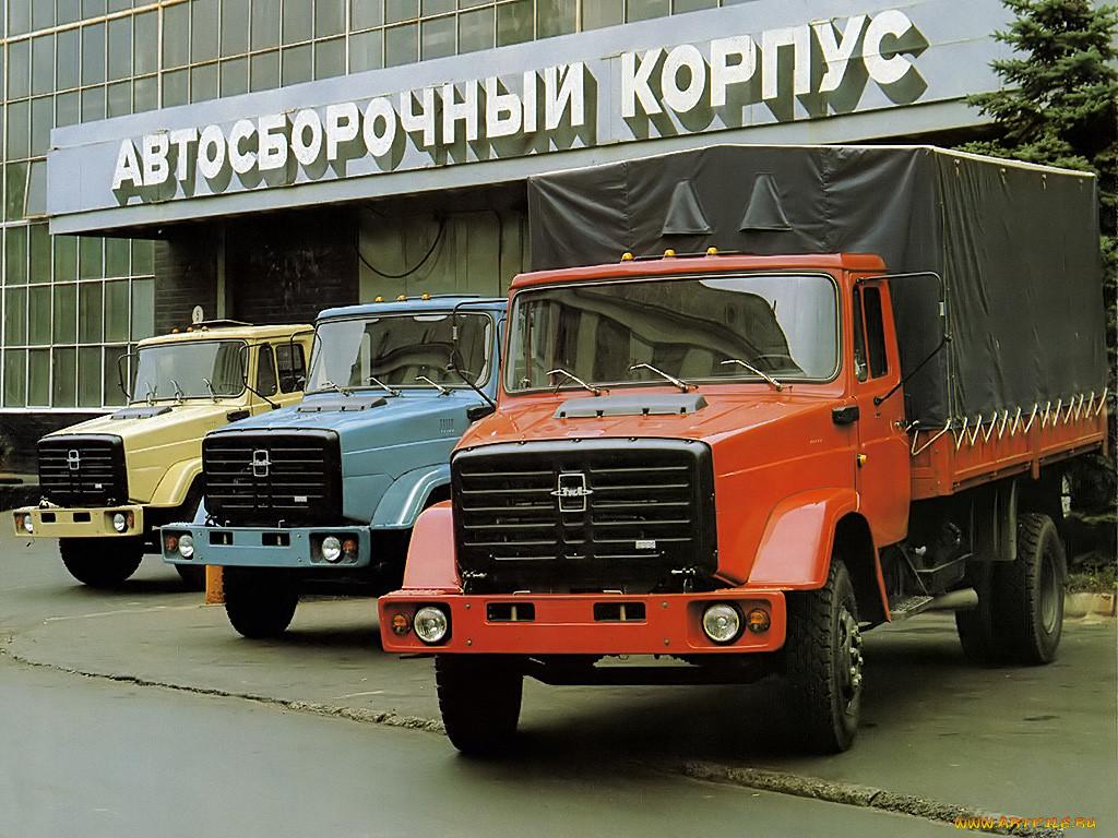 История автомобильного бренда ЗИЛ и значение логотипа