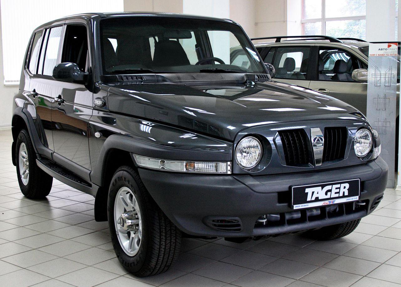 История автозавода «ТагАЗ» и модели выпускавшихся моделей
