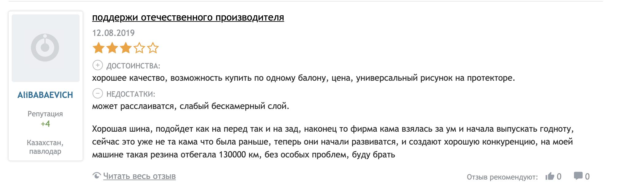 «Кама» NF 202 отзыв