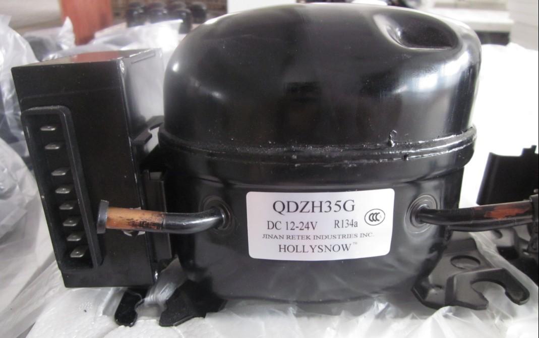 Компрессор QDZH35G для автохолодильника