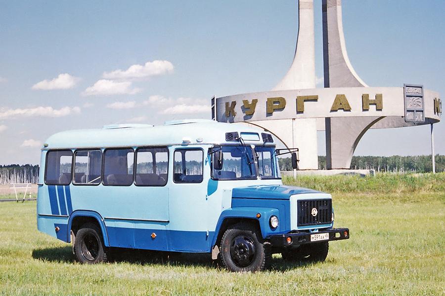 Логотип КАвЗ