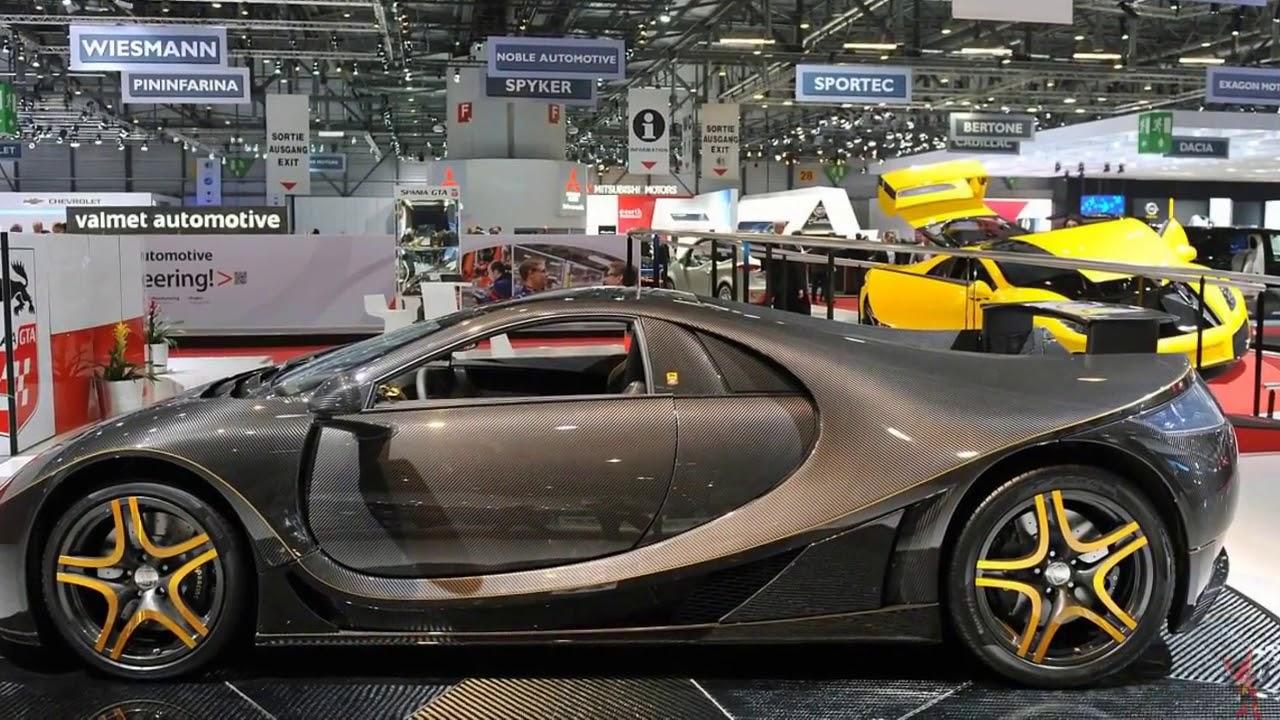 Модель от GTA – Concept