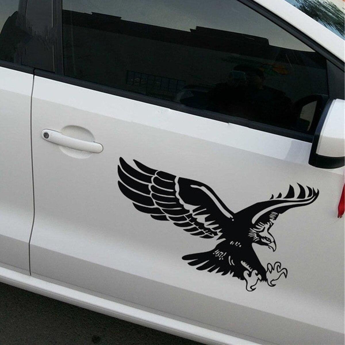 Наклейка «Орел» на машину
