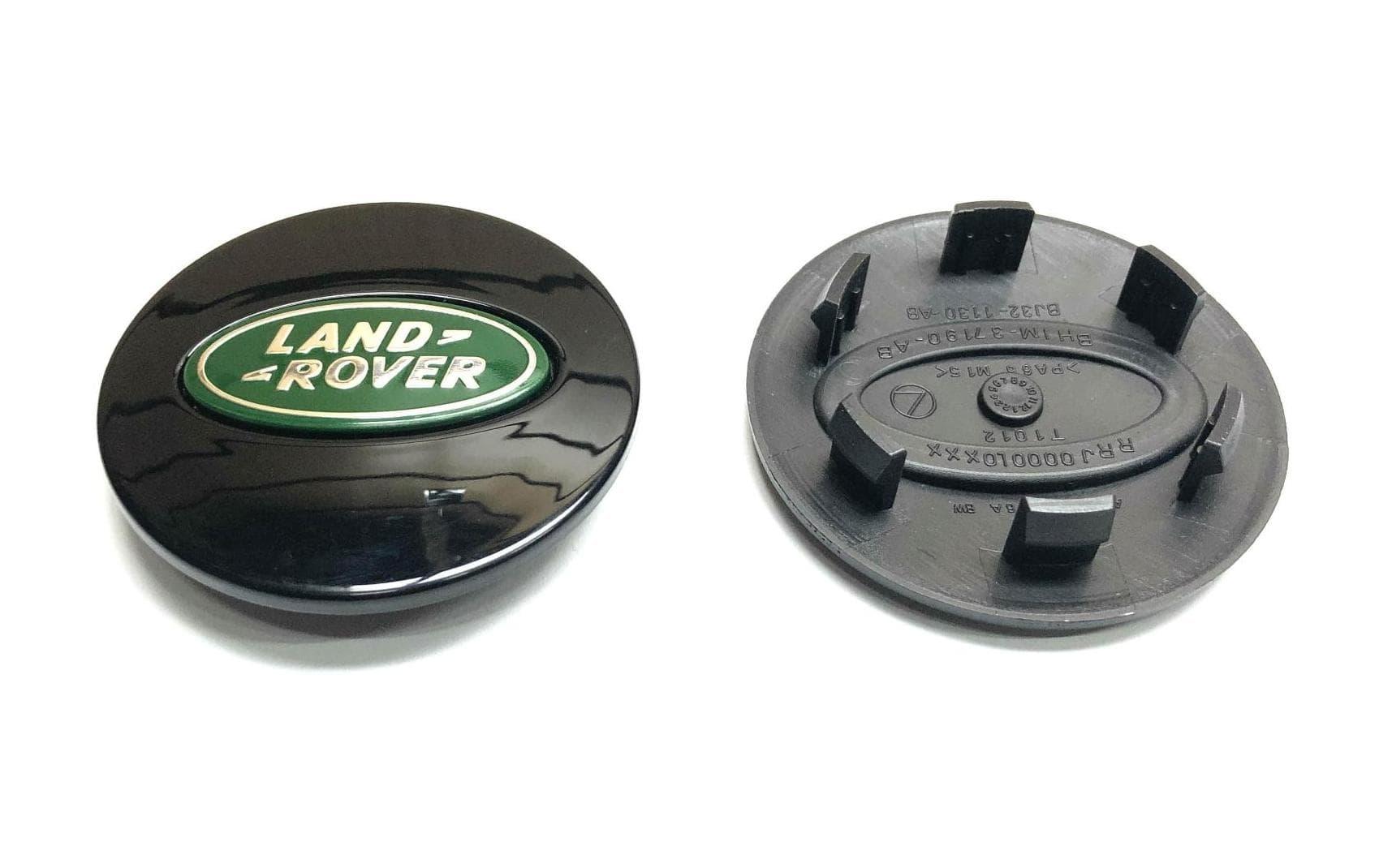 Наклейки на колесные диски «Лэнд Ровер»