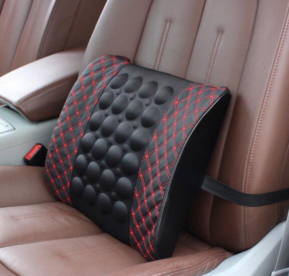 Поясничный подпор водительского кресла