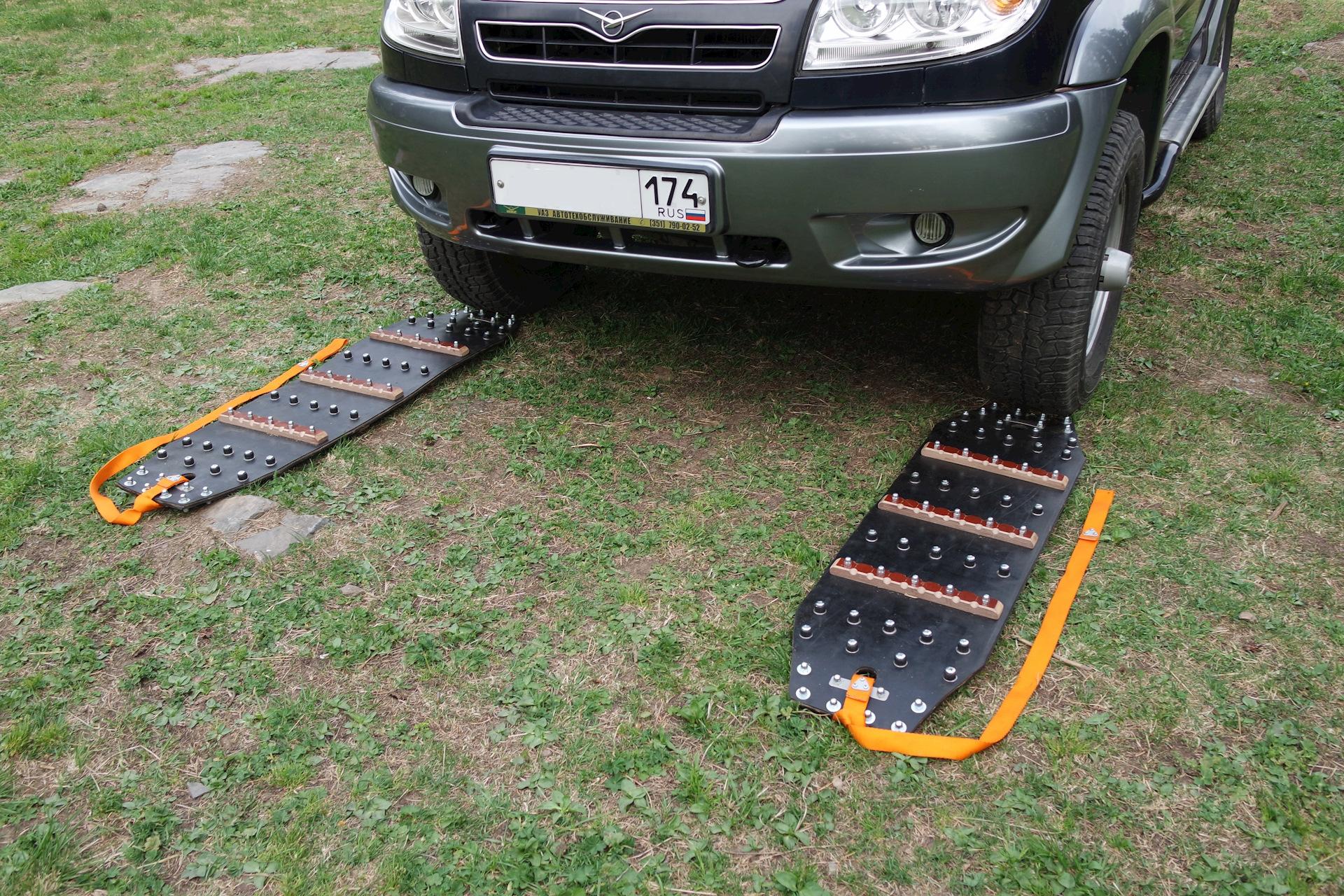 Сэнд траки для автомобиля